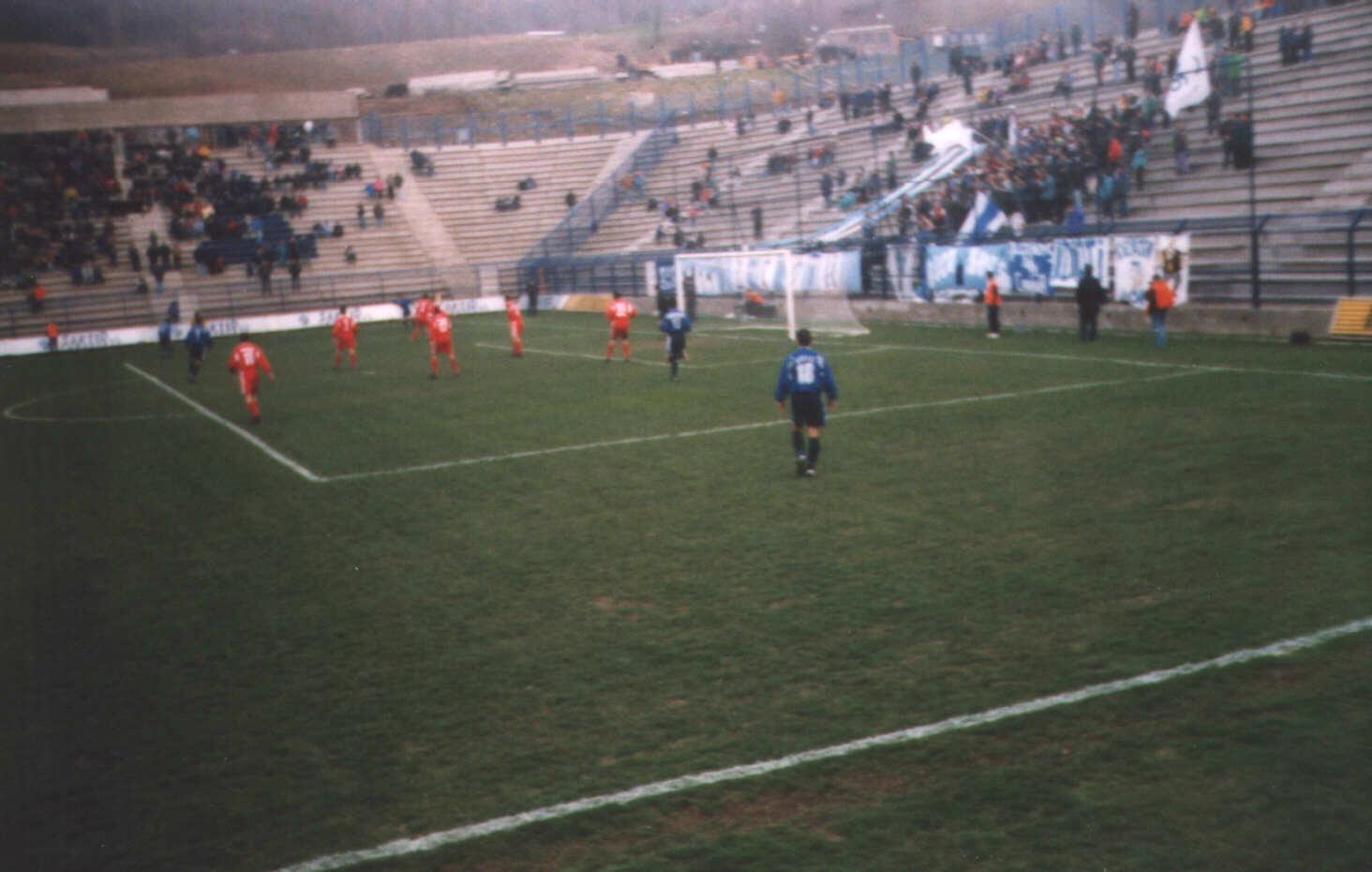 Jugoistocna tribina stadiona